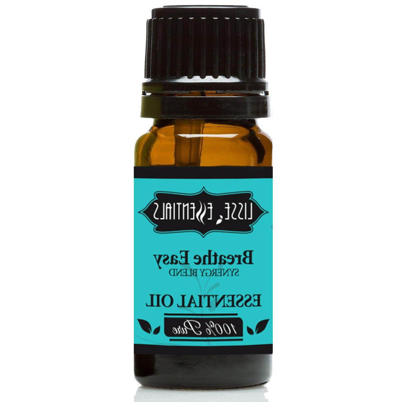 breathe easy synergy blend essential oil 100