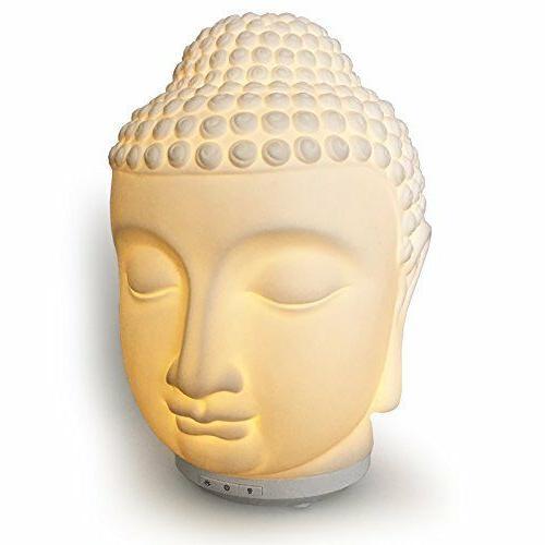 Buddha Zen Ultrasonic ESSENTIAL OIL DIFFUSER perfect for ARO