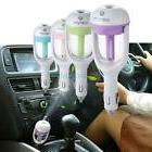 Car Air Humidifier Diffuser Essential Oil Ultrasonic Diffuse