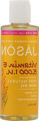 Jason Body Care: Vitamin E 5,000 I.U. Body Oil, 4 oz