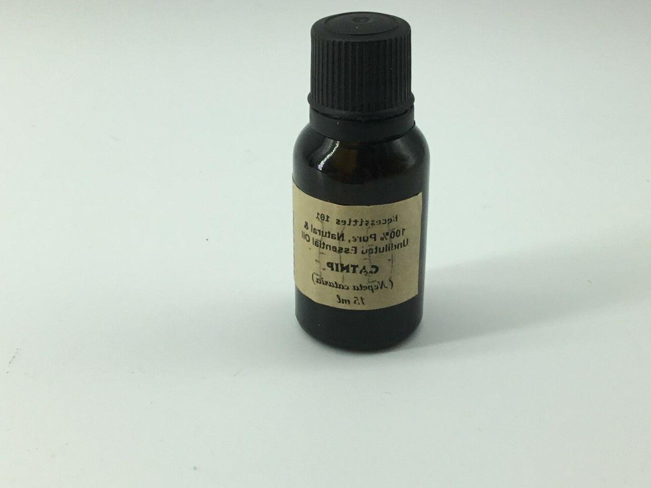 Catnip Oil Pure & Natural Nepata Cataria.Uncut.5-10%