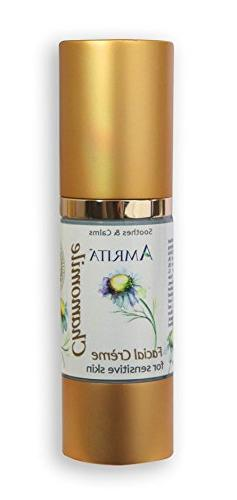 Chamomile Facial Crème  - Blended with Premium Therapeutic