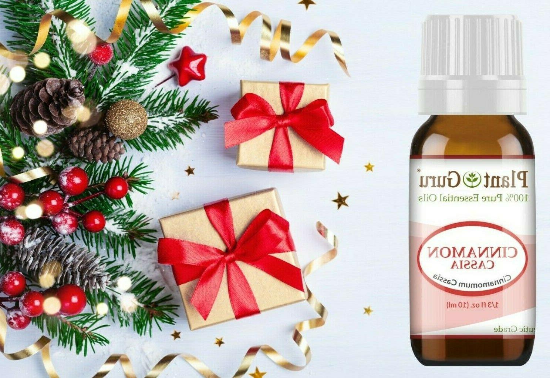 Christmas Oil Set Pure Fir