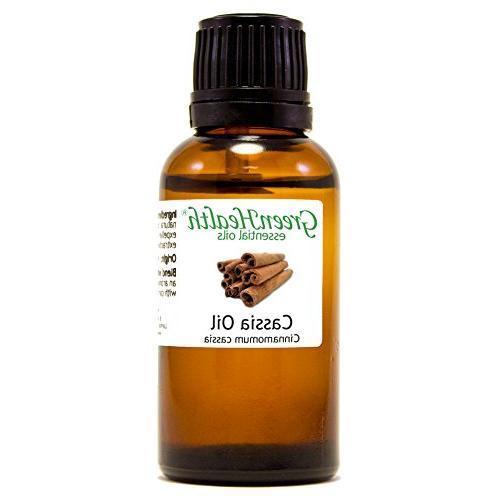 1 fl oz Cinnamon  Essential Oil  - GC-MS Tested