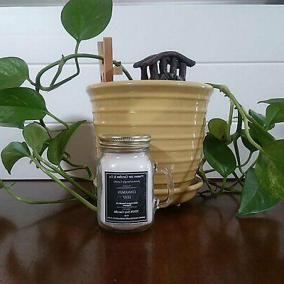 Cinnamon Essential Oil Soy Candles Candles