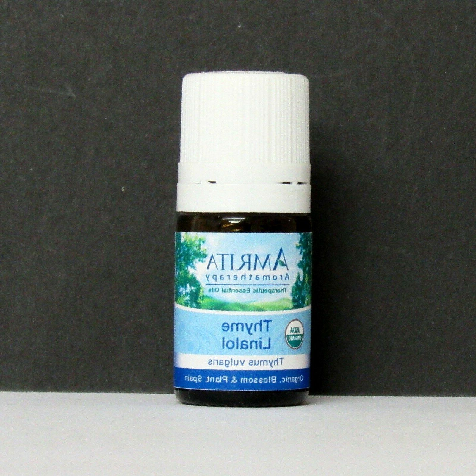 closeout essential oil thyme linalol 5 ml