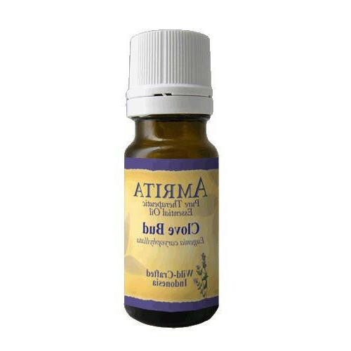 Clove bud Essential Oil 10ml by Amrita Aromatherapy