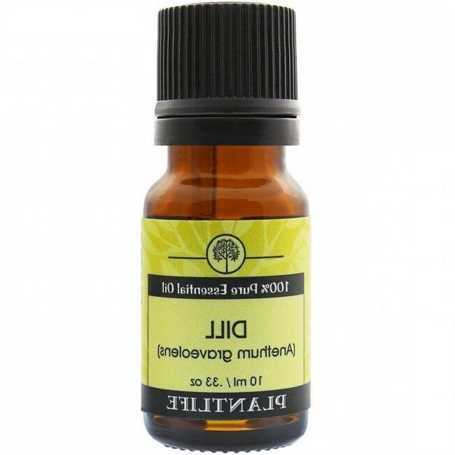 dill essential oil blend 10ml 100 percent