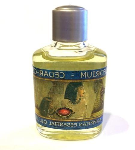 Egyptian Cedar with Citrus Egyptian Essential Fragrance Oil