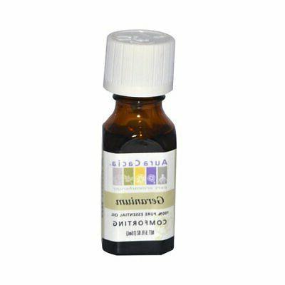 ess oil geranium