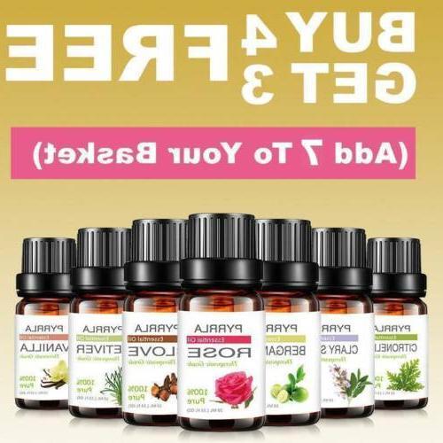 essential oil 100 percent pure aromatherapy diffuser