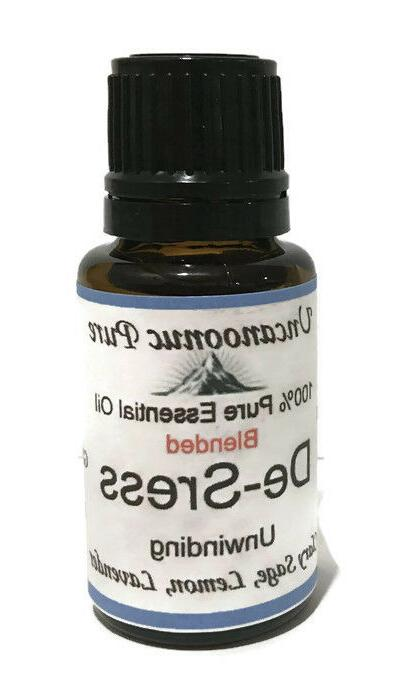 Blended Essential Oil Aromatherapy 15ml