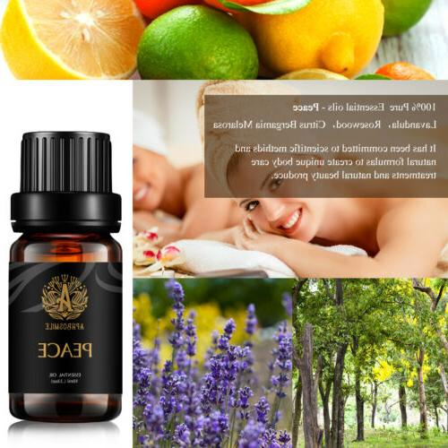 Essential Oil Pure Natural Aromatherapy Balancing Relief