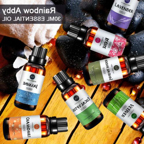 Aromatherapy Oils Natural Essential Oil Fragrances