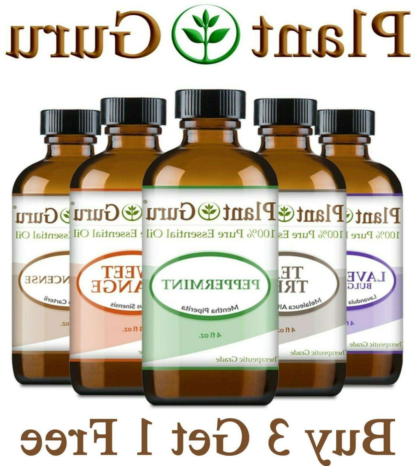 essential oil 4 oz therapeutic grade aromatherapy