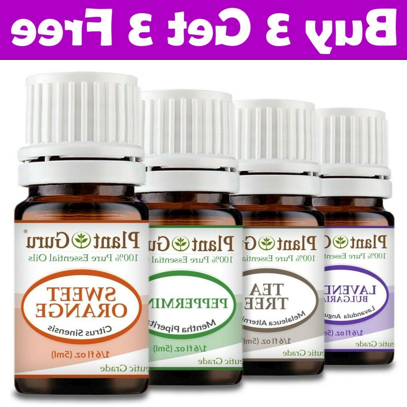 Essential Oil 5ml CREATE A SET LOT 100% Pure Therapeutic Gra