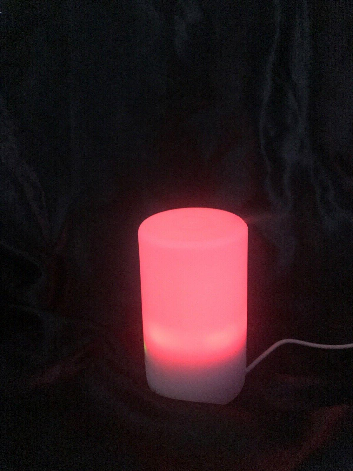 Essential Diffuser 7 modes. USB cord adapter.
