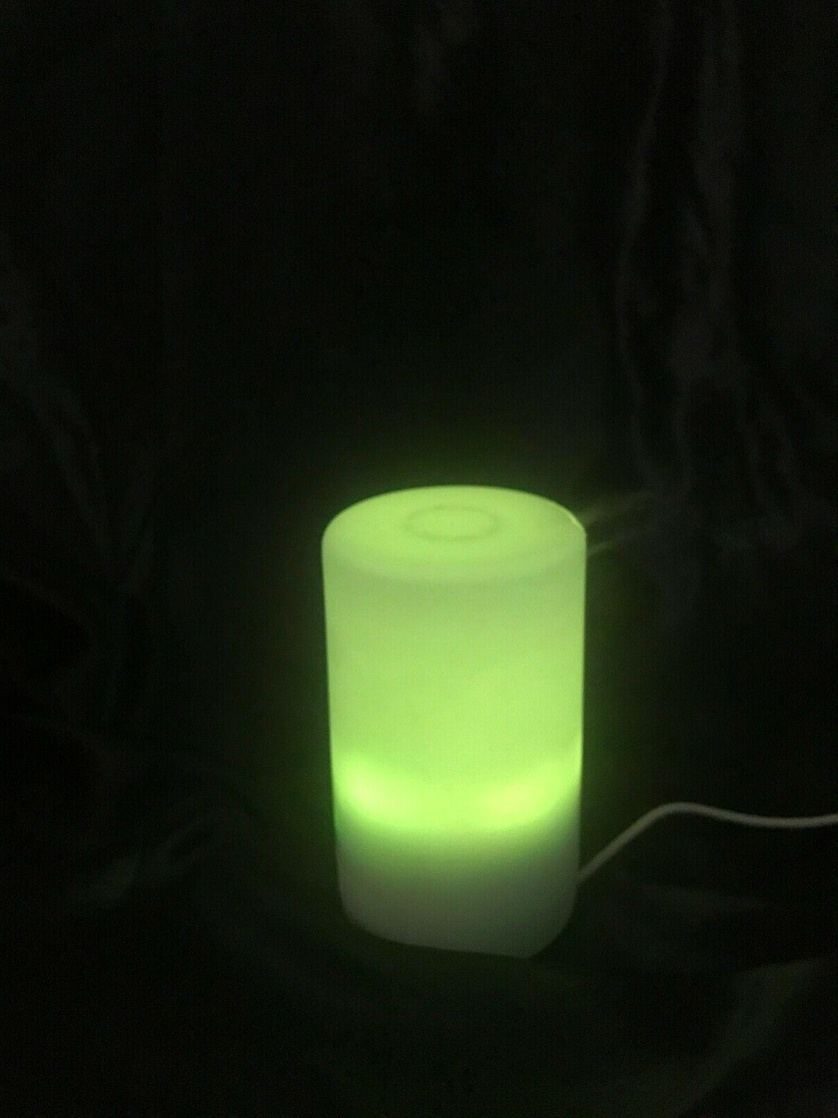 Essential Oil with 7 color USB or adapter.
