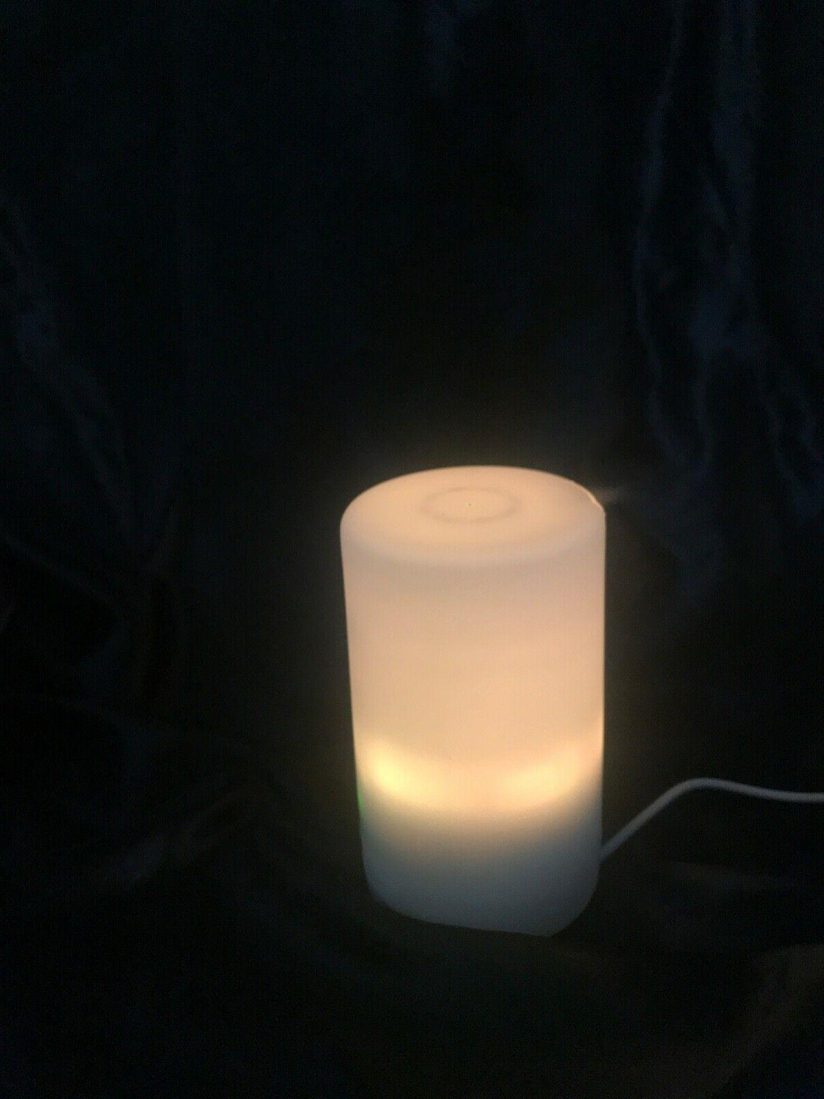 Essential Oil 7 color Uses USB or adapter.