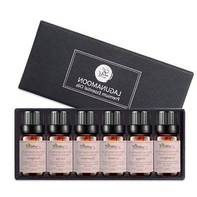 essential oil set 6 pack 100 percent