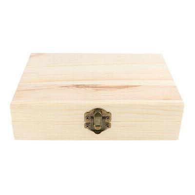 Essential Box Wooden Organizer