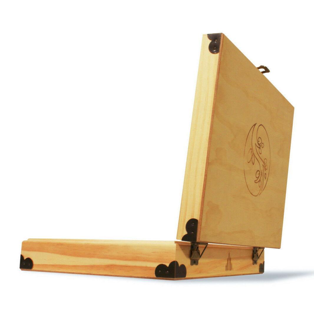 Essential wood LOCKABLE storage!