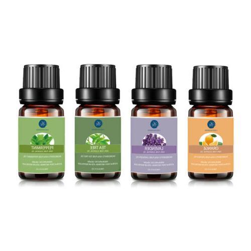 100% Essential Oil Aromatherapy Therapeutic Essential