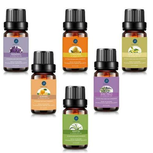 100% Pure Natural Oil Therapeutic Grade Essential Oils