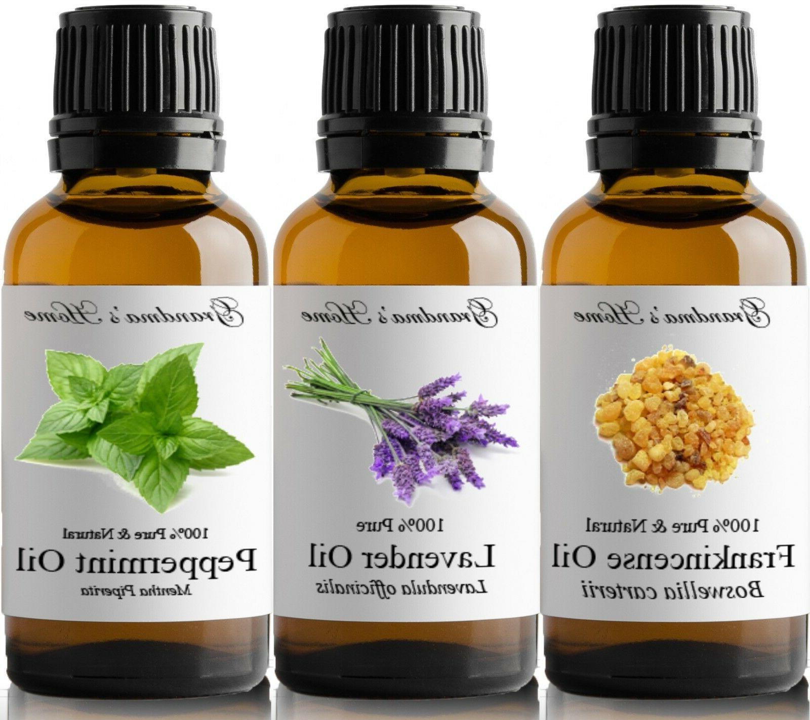 essential oils 30 ml 1 oz 100