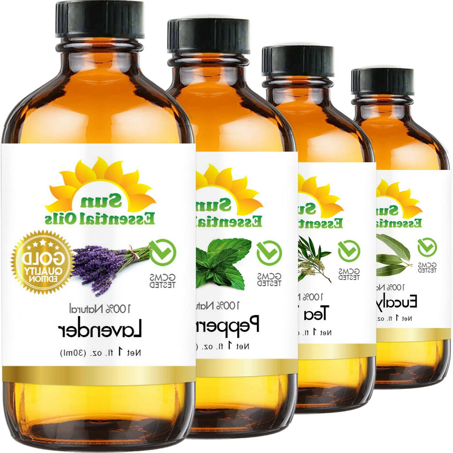 Essential - Pure and Natural - Therapeutic Oil!