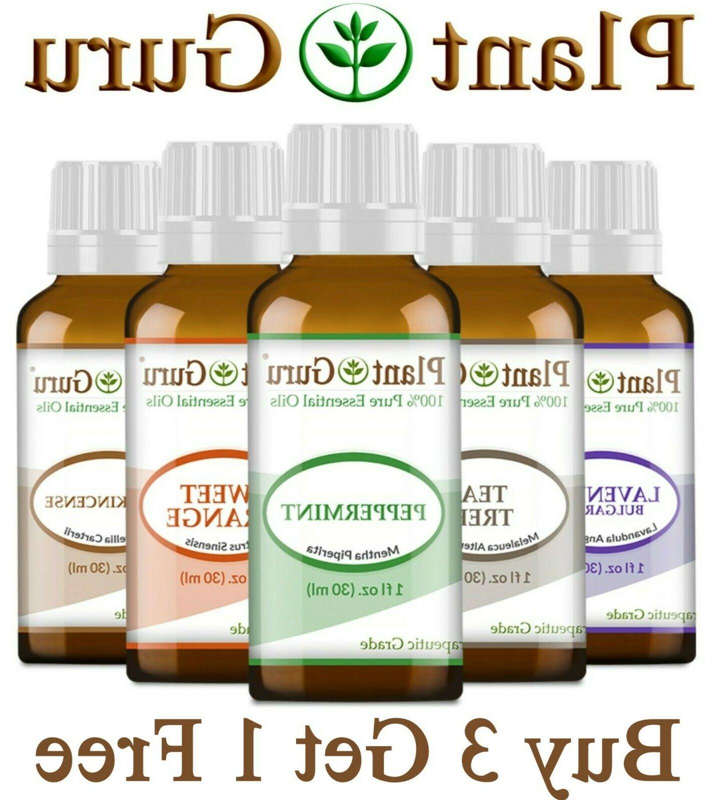 Essential Oils 30ml / 1oz Therapeutic Grade 100% Pure For Di