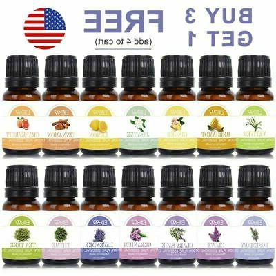 essential oils aromatherapy organic 100 percent natural