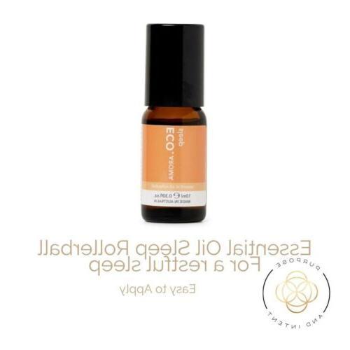 essential oils for sleep roller ball anxiety