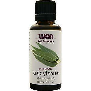 Eucalyptus Radiata Oil Now Foods 1 fl oz Liquid