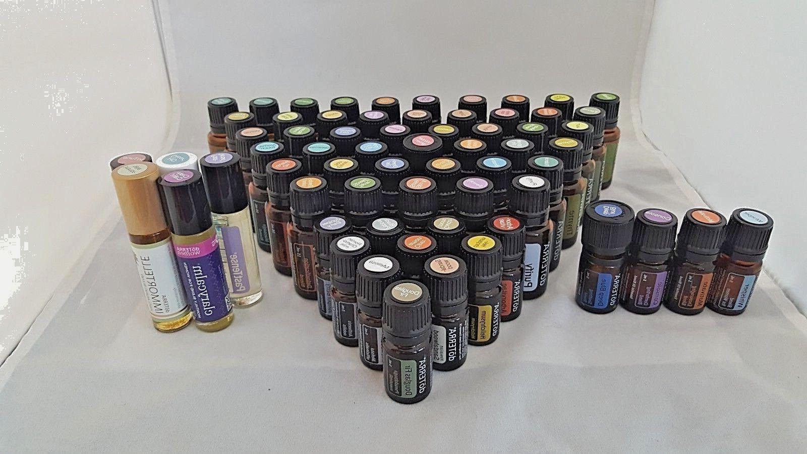 Factory Sealed doTERRA Essential Oils  **FREE ROLLERBALL FIT