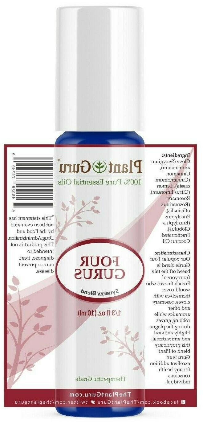 Four Gurus Essential Immune Support,