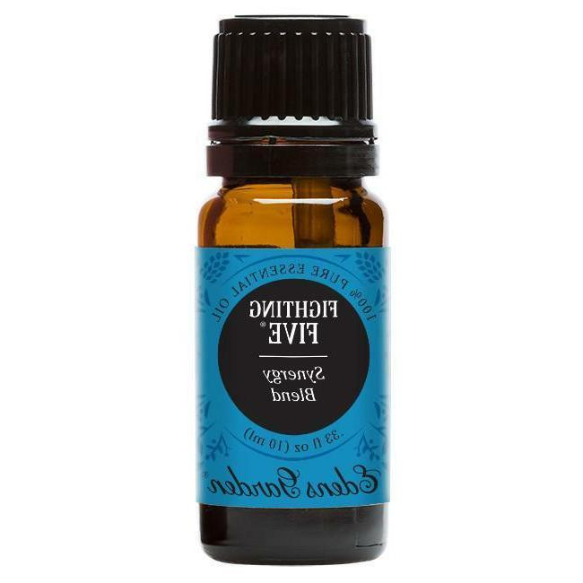 four thieves fighting five essential oil pure