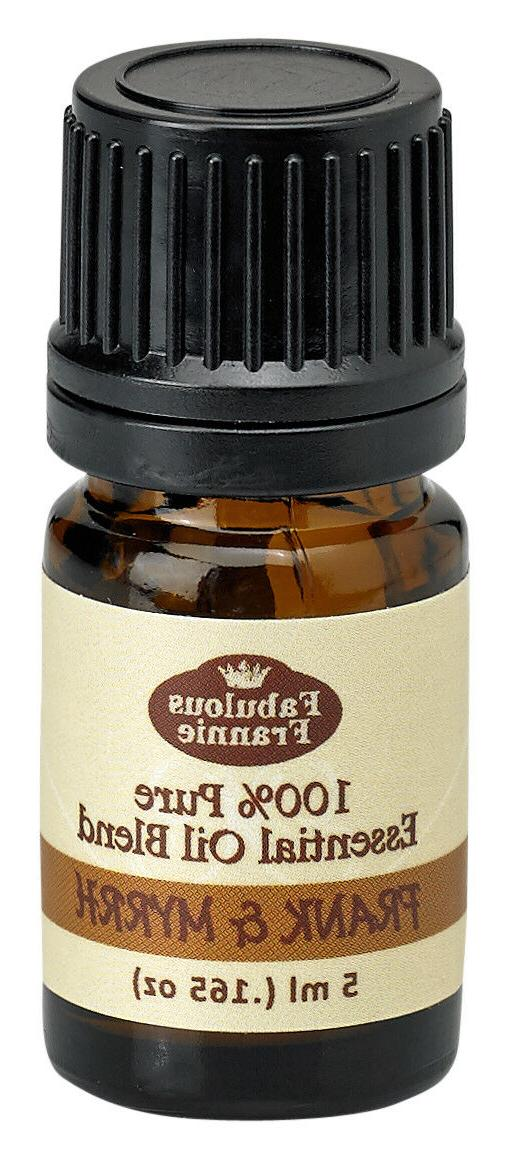 frankincense and myrrh 5ml pure essential oil