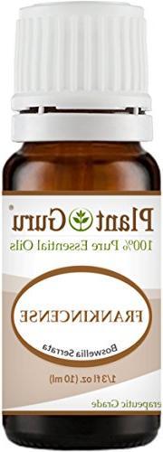 Frankincense Essential Oil 10 ml 100% Pure Undiluted Therape