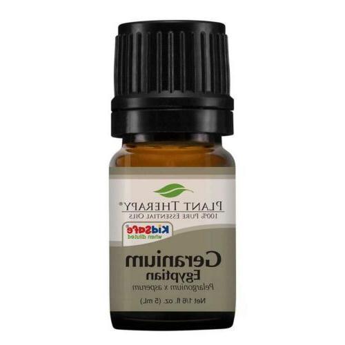 Plant Therapy Geranium Egyptian Essential Oil | 100% Pure, U