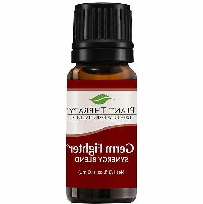 essential oil germ fighter blend 100 percent