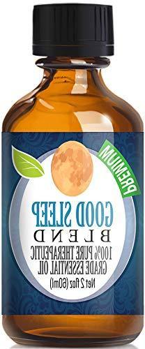 Good Sleep Essential Oil - 100% Pure, Best Therapeutic Grade