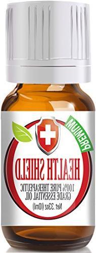 Health Shield 100% Pure, Best Therapeutic Grade Essential Oi