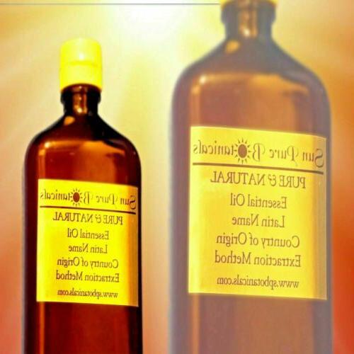 Helichrysum Essential 1 oz - - 100% Pure &