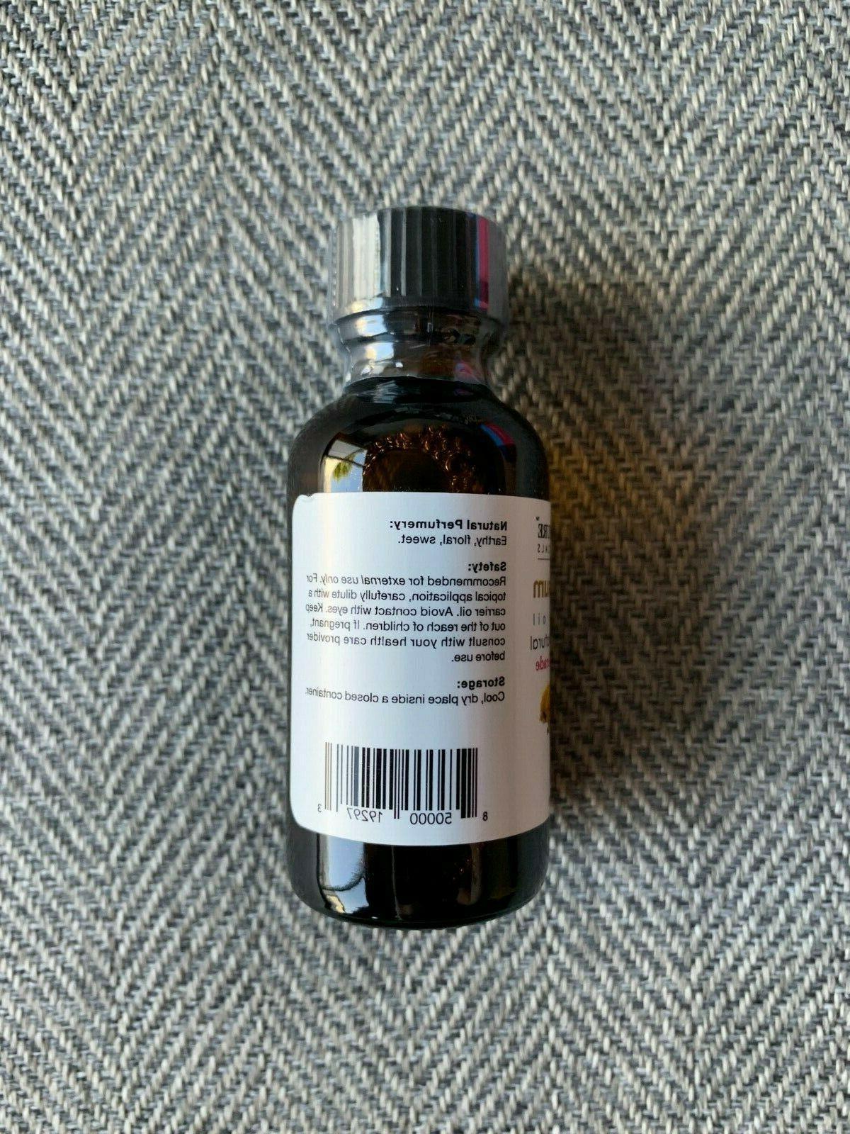 Majestic Pure Helichrysum Oil Premium Quality Oil oz |