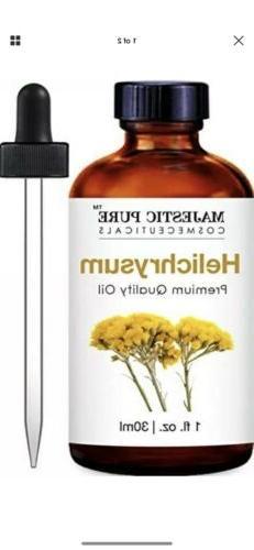 Majestic Pure Helichrysum Essential Oil | Premium Quality Oi
