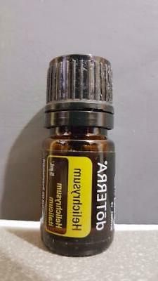 doTERRA Helichrysum Essential Oil Supplement - 5 mL - New/Se