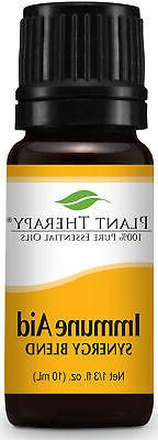 Plant Therapy Immune Aid Synergy Essential Oil 100% Pure