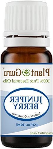 Juniper Berry Essential Oil 10 ml 100% Pure Undiluted Therap