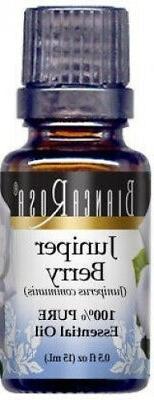 Juniper Berry Himalayan  Pure Essential Oil - 15ml - ZIN: ..